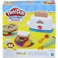 Play-Doh, Toaster Creations