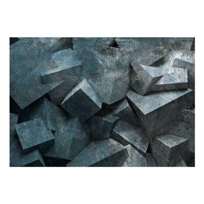 Fototapet - Stone Avalanche - 100x70 Cm