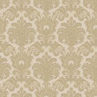 Noordwand Tapet Classic Ornaments beige, Brun