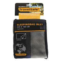 Travelsafe Sovsäcksfoder Kuvert i bomull för 2 personer TS0317