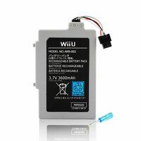 Batteri till Nintendo Wii U 3600mah