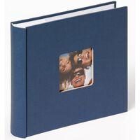 Walther Design Fotoalbum Fun Memo 10x15cm cm blå 200 foton