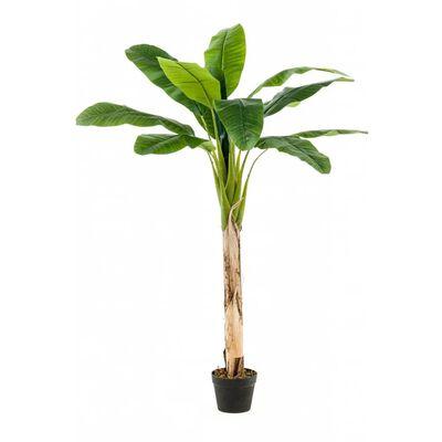 Emerald Konstväxt bananträd i kruka 120 cm