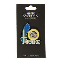 Magnet Souvenir Spinner Vikingskepp
