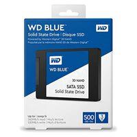 """Hårddisk Western Digital WDS500G2B0A 2.5"""" 500 GB SSD"""
