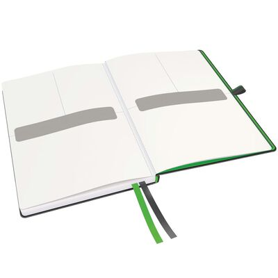 Leitz Complete Anteckningsbok A5 linjerad svart