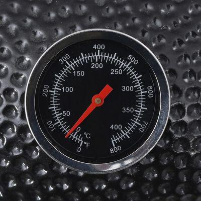 Grillrök Kamado 76cm keramisk