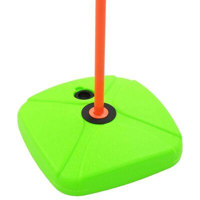 vidaXL Basketkorg med boll för barn