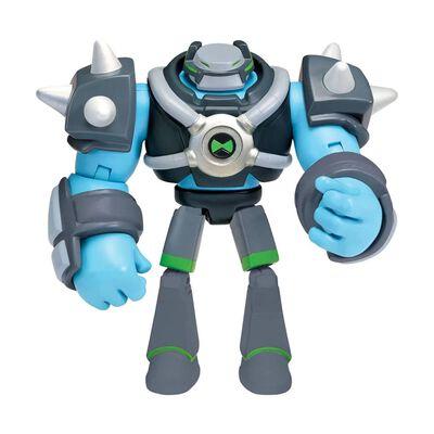 Ben 10, Actionfigur - Omni-Kix Armor Shock Rock