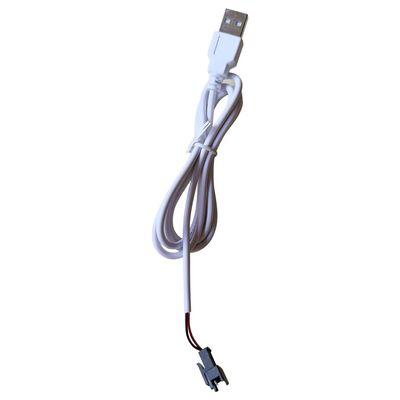 vidaXL Badrumsspegel med skåp LED ek 60x11x80 cm