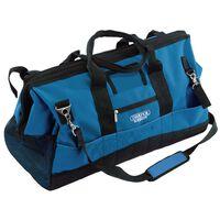 Draper Tools Verktygsväska 63x28x35 cm blå och svart 60 L