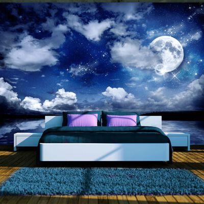Fototapet - Magic Night - 100x70 Cm