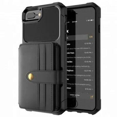 iPhone 8 Plus Stöttåligt Premium Skal 11-FACK Solid® V4
