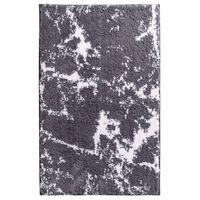 RIDDER Badrumsmatta Marmor gråvit 90x60cm