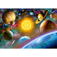 Castorland Pussel, 500 bitars, Outer Space