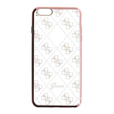 GUESS™ Design Skal till iPhone SE/5/5s - Protective Case Rosé