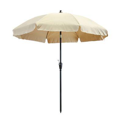 Madison Parasoll Lanzarote 250 cm ecru