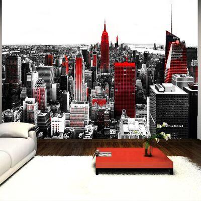Fototapet - Sin City - 250x175 Cm