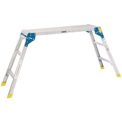 Draper Tools Arbetsplattform 3 steg aluminium 100x30x73 cm