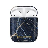 Onsala Collection Airpods Fodral Black Galaxy Marble