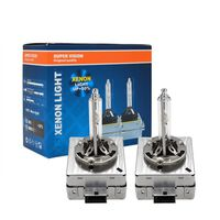 Xenonlampor, D1C D1S D1R 6000K, 2-Pack