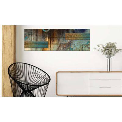 Tavla - Artistic Variation - 150x50 Cm