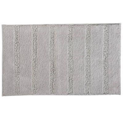 Kleine Wolke Badmatta Monrovia 60x100cm grå,