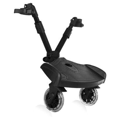 Baninni Ståbräda för barnvagn Passo svart BNSTA005-BK,