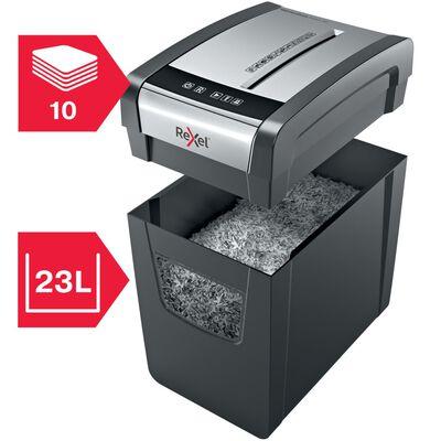 Rexel Dokumentförstörare Momentum X410-SL P4