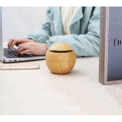 Luftfuktare Ultrasonic Aromaterapi Hälsa Hem Avkoppling Spa