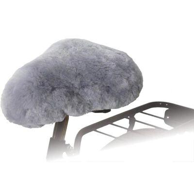 Willex Sadelöverdrag fårskinn grå 30135