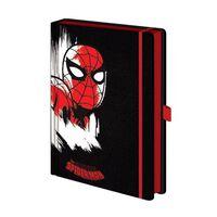Spider-Man, Anteckningsbok