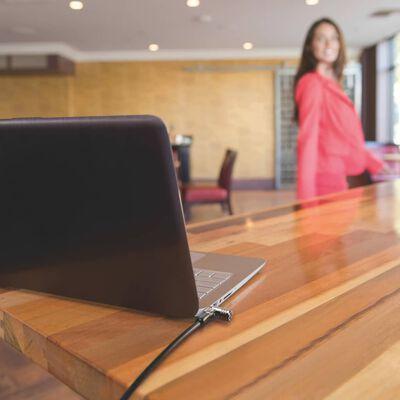 Kensington Laptoplås med nyckel MicroSaver 2.0