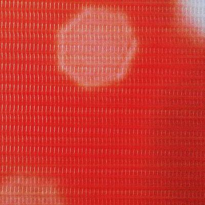vidaXL Vikbar rumsavdelare ros 200x170 cm röd
