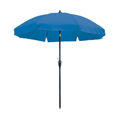Madison Parasoll Lanzarote 250 cm aquablå