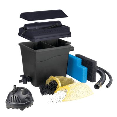 Ubbink Dammfilter FiltraClear 4500 PlusSet 1355165