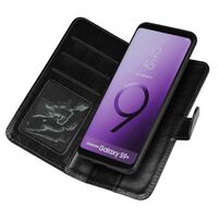 Mobilplånbok MOVE 2i1 Samsung Galaxy S9 Plus (SM-G965F) Svart