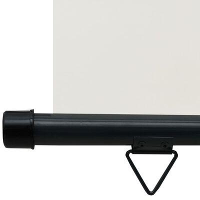 vidaXL Balkongmarkis 170x250 cm gräddvit