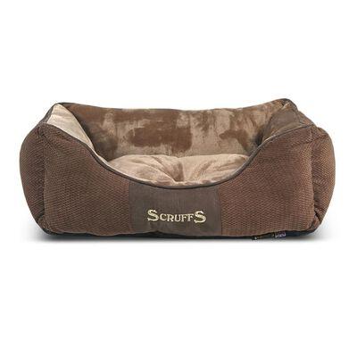 Scruffs & Tramps Djurbädd Chester strl. S 50x40 cm brun 1163