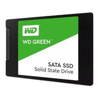 Hårddisk Western Digital WDS120G2G0A 120 GB SSD SATA III