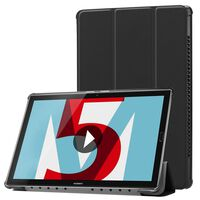 Fodral Till Huawei MediaPad M5 10 / M5 10 Pro - Svart
