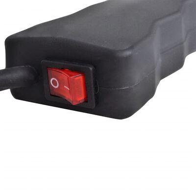 vidaXL Elektrisk grillstartare BBQ 1500 W