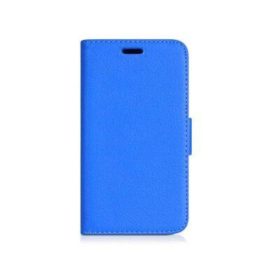 Mobilplånbok 2-kort Microsoft Lumia 640XL (RM-1062) Blå