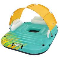 Bestway Flytande flotte för 5 personer Sunny Lounge 291x265x83 cm