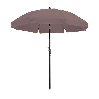 Madison Parasoll Lanzarote 250 cm taupe