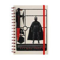 Star Wars, Anteckningsblock med penna - Kylo Ren