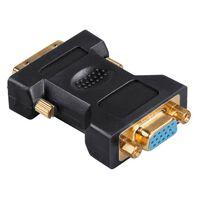 HAMA Adapter DVI/A - VGA Hane - Hona ST