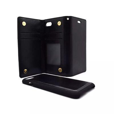 Iphone 7+/8+ Multifunktion Fodral Löstagbar Skal