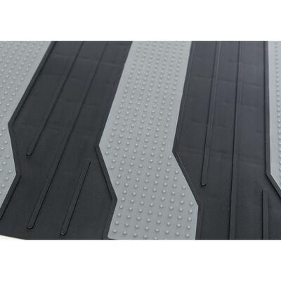 TRIXIE Hopfällbar djurstege 4 steg 160x70 cm aluminium