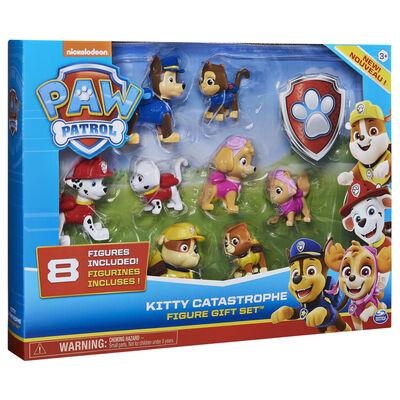 Paw Patrol Leksaksfigurer Kitty Catastrophe,